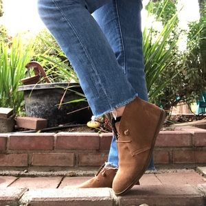 Ashbee Lucky Brand Booties